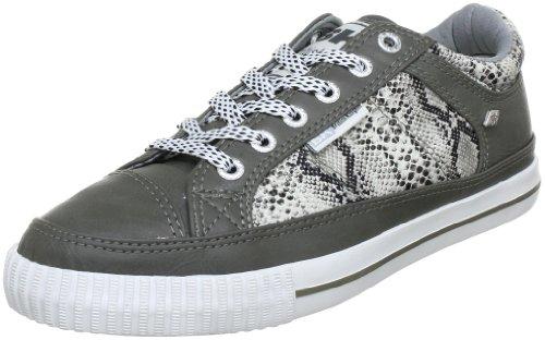 British Knights ATOLL LO CALI B31-3705 Damen Sneaker Grau (grey/white 2)