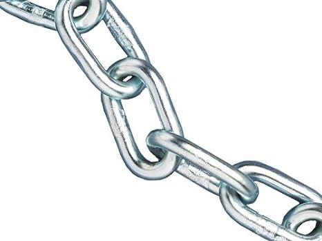 Faithfull CHCUT30Z Zinc Plated Chain FAICHCUT30Z-TB