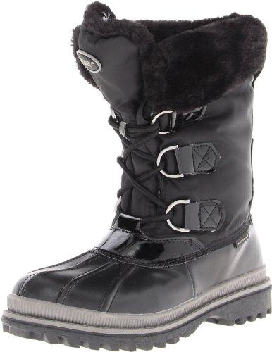 Khombu Womens Birch Low 2 Boot Black HlA8nm2