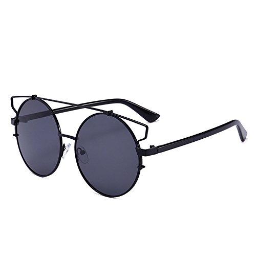 del sol 59m unisex 142 149 coloridas de m forman marco las gafas NIFG caja la B de de redondas gafas Las sol grande wRXPqfC