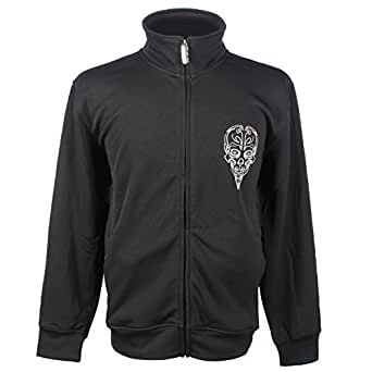 Ecko Unltd MMA Men's Raw And Uncut Track Jacket Black Small