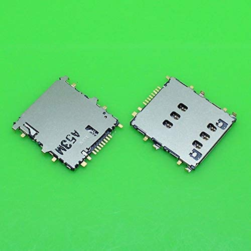 Generic YuXiSim Card Reader Tray Slot for Samsung Tab 3 8.0 T310 T311 for T210 T211 T310 T315 T111 W2014 Sim Card Socket Module.