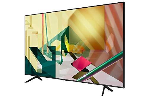 SAMSUNG 85-inch Class QLED Q70T Series - 4K UHD Dual LED Quantum HDR Smart TV with Alexa Built-in (QN85Q70TAFXZA, 2020 Model) (Renewed)