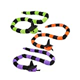 42'' Halloween Plush Snake (With Sticky Notes)