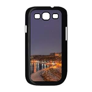 Samsung Galaxy S 3 Case, river 13 Case for Samsung Galaxy S 3 Black