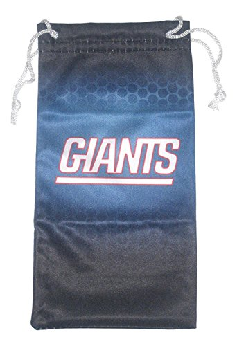 New York Giants Microfiber Sunglasses Pouch