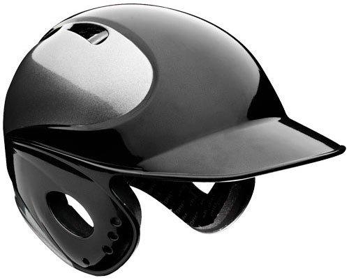 Rawlings Vapor Low Profile Batting Helmet (Black)