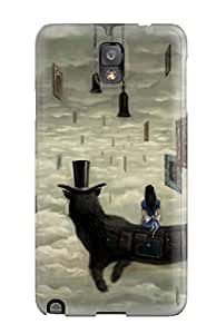 Hot Fashion JPKDfHB2853epeMd Design Case Cover For Galaxy Note 3 Protective Case (alice Madness Returns)