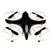 YJYdada Mini Drone 2.4Ghz 4CH 6-Axis GYRO UFO RC Quadcopter Headless LED Attitude Hold