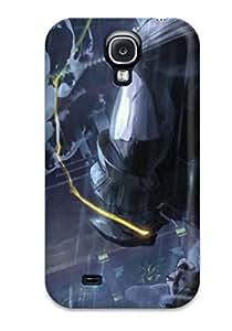 New Style 2652718K60511704 Galaxy S4 Case Slim [ultra Fit] Akame Ga Kill! - Tatsumi Protective Case Cover