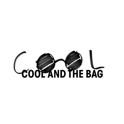 Cool and The Bag , Borsa da spiaggia  beige neutro 37X40cm