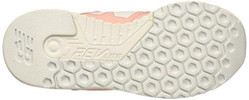Baskets Femme Em Rose 247v1 Pink Himalayan White New Balance Eq47RgywA