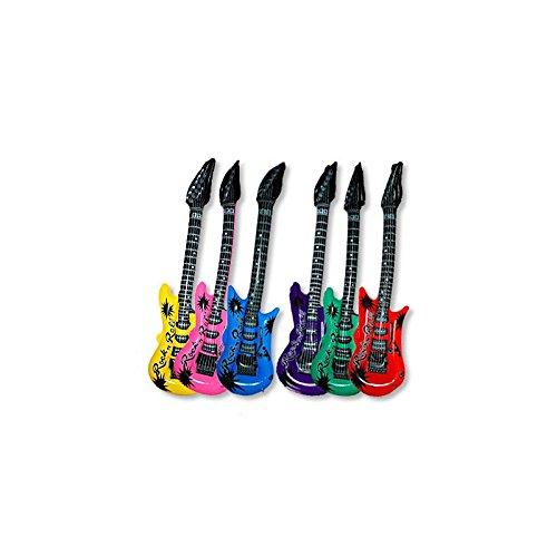 aufblasbare Gitarre - PVC