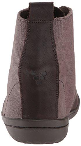 Dark Brown Leather Mens Vivobarefoot Boots Scott wWqAgn1xvf