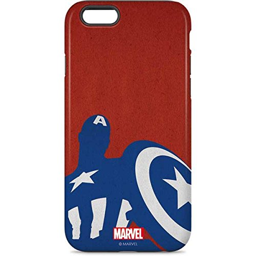 quality design 72389 65802 Captain America iPhone 6 Case - Captain America Silhouette | Marvel &  Skinit Pro Case