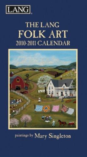 2010-2011 Folk Art: Checkbook (Folk Art 2010 Calendar)
