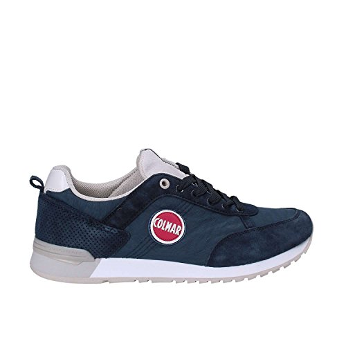 Sneakers NAVY Uomo MainApps GRAY LIGHT Colmar Travis v08qwvr