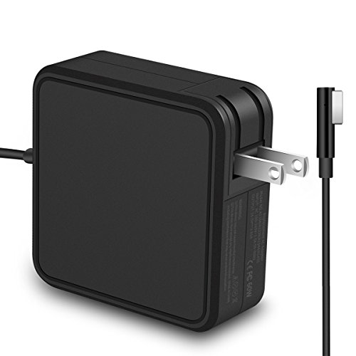Buy Discount LINKMARK 60W Power Adapter Laptop Charger with L-tip Magnetic Connector for MacBook and...