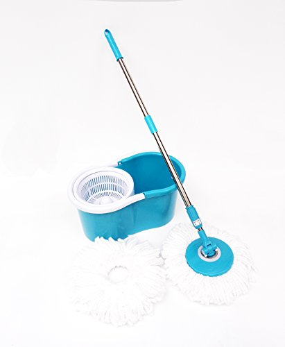 Quick Change Metal Head Mop Handle For 20 And Up Heads
