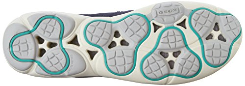D navyc4002 C Sneakers Blau Basses Nebula Geox Femme TnqHxwfZz