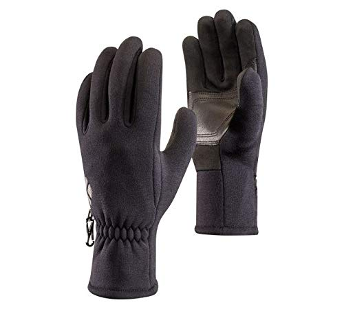 Black Diamond Unisex Heavyweight ScreenTap Gloves Black XL