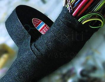 Boxiti Tesa 51608 Black Fuzzy Fleece Interior Wire Loom Harness Tape 19 mm X 15 Meters/… 1 pc
