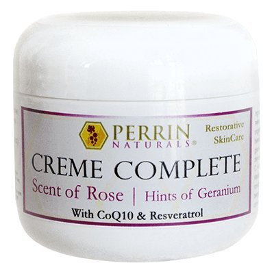- Perrin's Creme Complete Scent of Rose