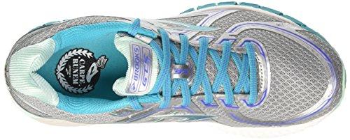 Multicolores Brooks Course argent De Gts L'adrénaline Des 16 Chaussures Femmes Teinte Bleue Bluebird EaZaqw8zrn