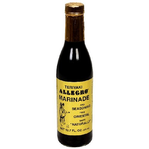 Amazon.com : Allegro Original Marinade, 12.7 Ounce (Pack of 3) : Gourmet Marinades : Grocery