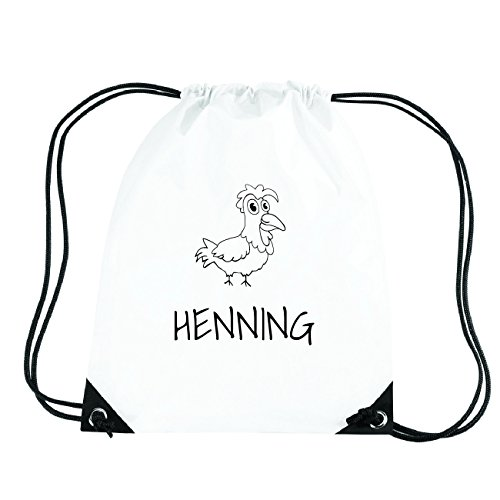 JOllipets HENNING Turnbeutel Sport Tasche PGYM5416 Design: Hahn