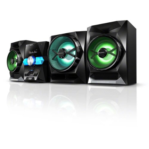 Sony Lbt Gpx555 High Power Home Audio System With