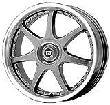Motegi Racing FF7 Gunmetal Wheel (17x7