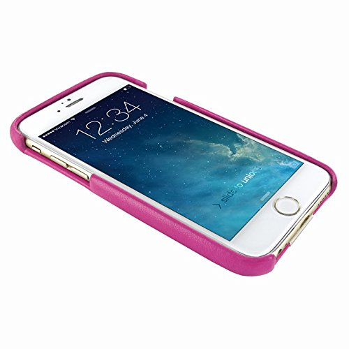 Piel Frama 693P Etui rigide pour iPhone 6 Plus Fuchsia
