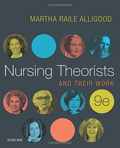Nursing Theorists and Their Work by Elsevier