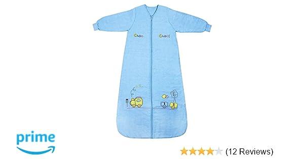 Amazon.com: Slumbersafe Winter Baby Slepping Bag Long Sleeves 3.5 Tog Choo Choo 18-36 mth/LARGE: Baby