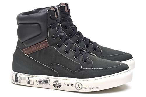 Sapato Casual Fork Masculino Preto