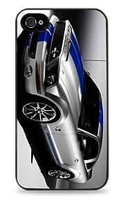 Shelby Cobra Mustang Gt500 Black Hardshell Case for iPhone 6 Plus (5.5 inch) i6+
