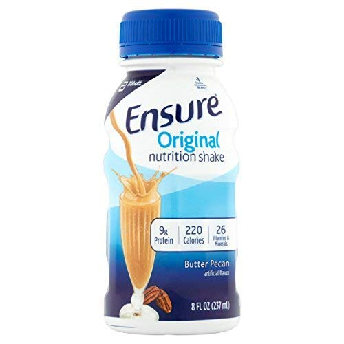 Ensure Butter Pecan Retail 8oz. Bottle ()