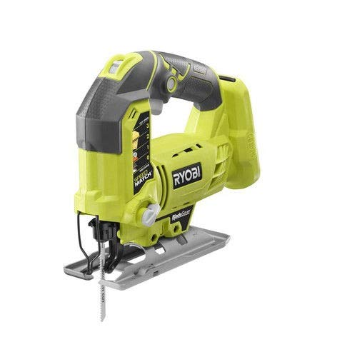 Ryobi ZRP523 18-Volt One Plus Orbital Jig Saw (Tool Only) (Certified Refurbished) by Ryobi