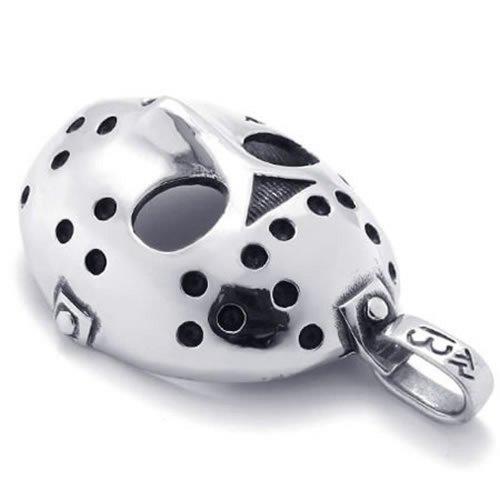 KONOV Stainless Halloween Necklace Pendant
