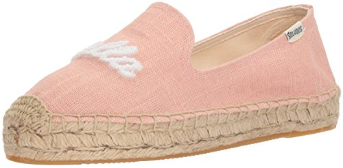 Soludos Women's Ciao Bella Smoking Slipper Platform Dusty Rose sale low price fee shipping discount Manchester many kinds of cheap price fast delivery sale online shipping outlet store online g74Lz