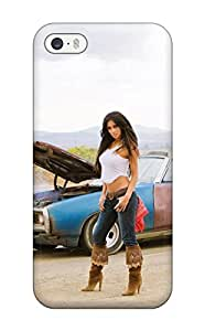 Awesome Pussycat Dolls Flip Case With Fashion Design For Iphone 5/5s