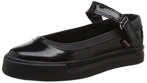 Noir Mj Tovni Kickers Mary Fille black Janes wHTXzxq
