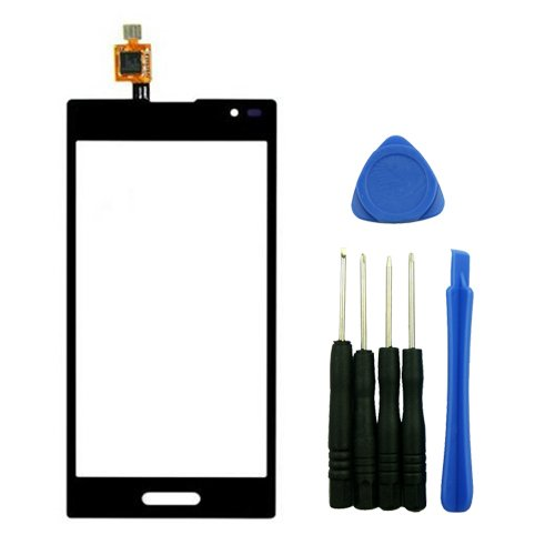 Touch Screen Panel Digitizer Glass Lens Replacement Part for LG Optimus L9 P769