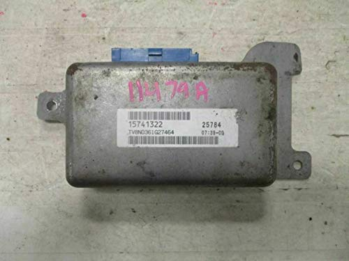 (REUSED PARTS Chassis ECM Transfer Case Opt NP1 Fits 98-05 Blazer S10/JIMMY S15 36143)