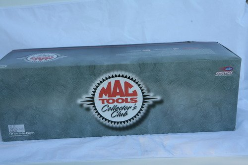 Mac Tools NHRA - 1999 Harley-Davidson Top Fuel Dragster Racing Series 1 or 5,004 - Larry Dixon - Nhra Mac Tools