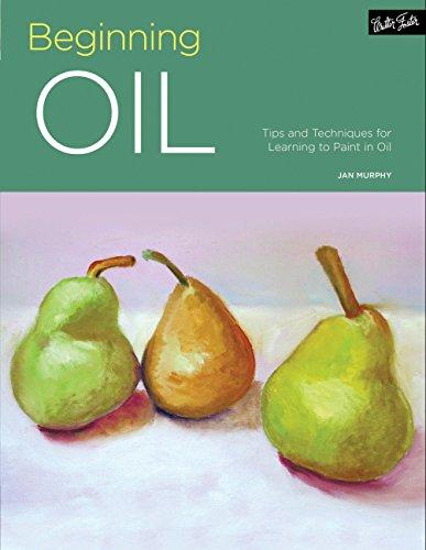 Beginning Oil (Portfolio) por Jan Murphy