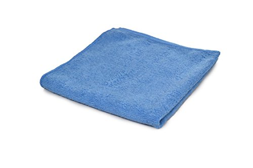 010 Microfiber General Purpose Cleaning Cloth, Light Weight, 16in x 16in: 12-Pack (Purpose Cleaning Cloth)