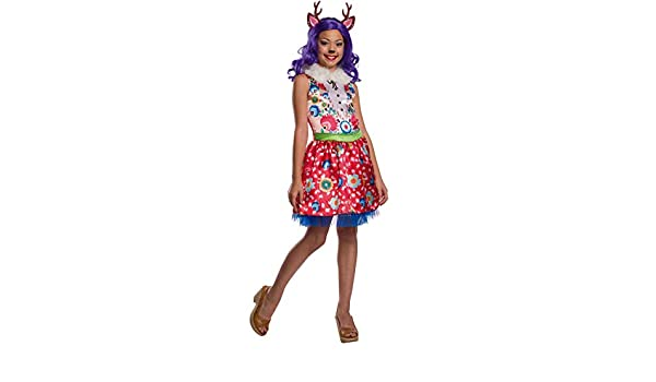 Disfraz de Danessa Deer de EnchantimalsTM para niña: Amazon.es: Juguetes y juegos