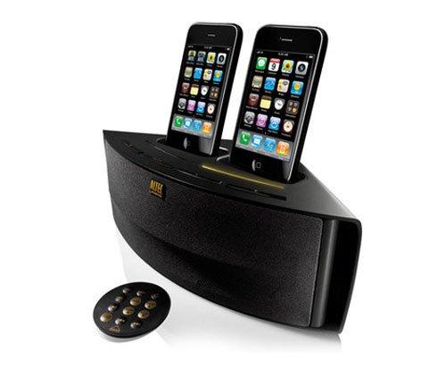 Altec Lansing M202 Dual-Charging iPod Dock (30-pin connec...